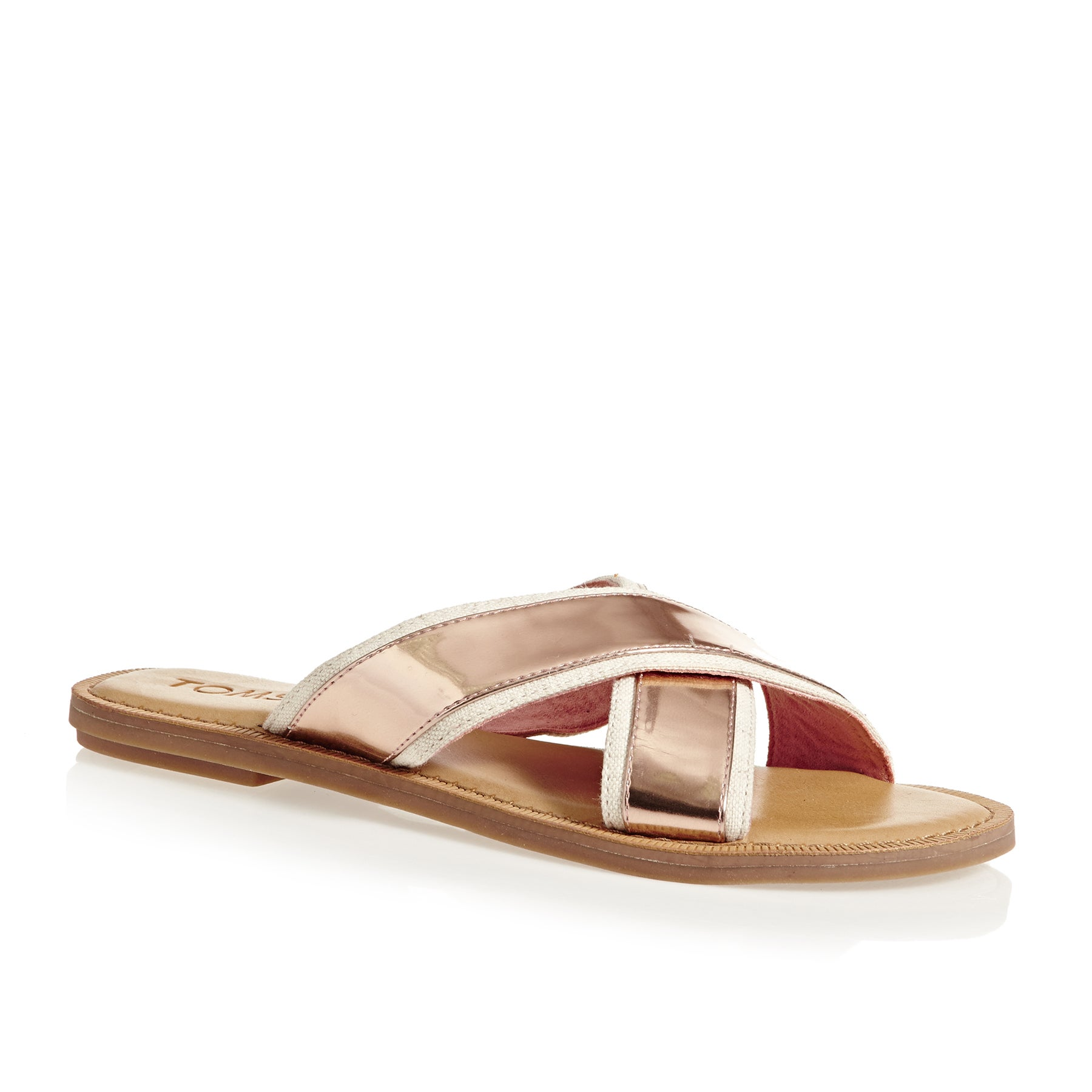 bf339972e07 Toms Viv Oxford Pom Womens Sandals available from Surfdome
