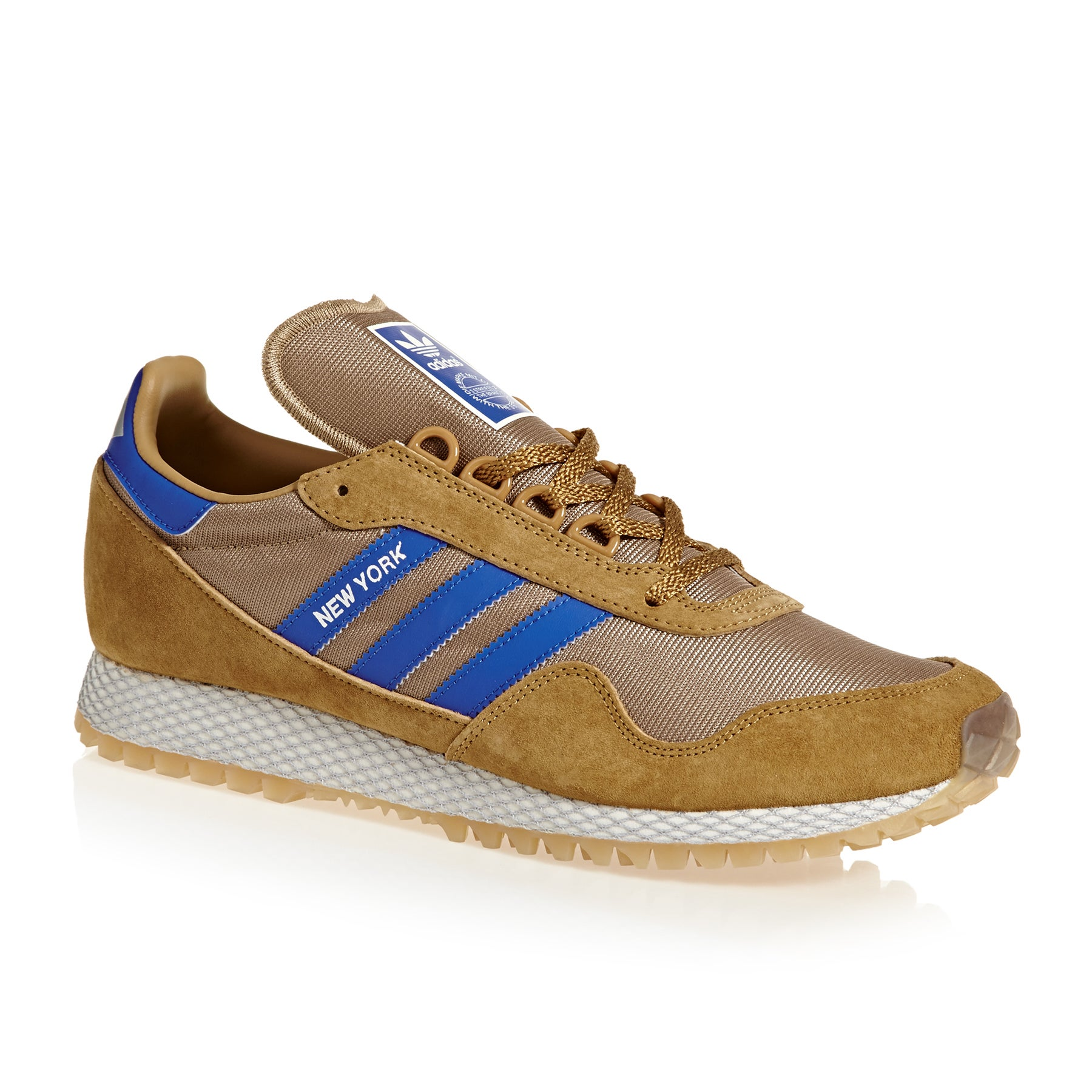 Adidas Originals New York Shoes - Mesa/cardboard/gum 2