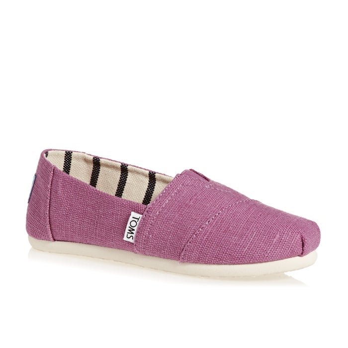 09495f4bc5e Toms Alpargata Girls Slip On Shoes available from Surfdome
