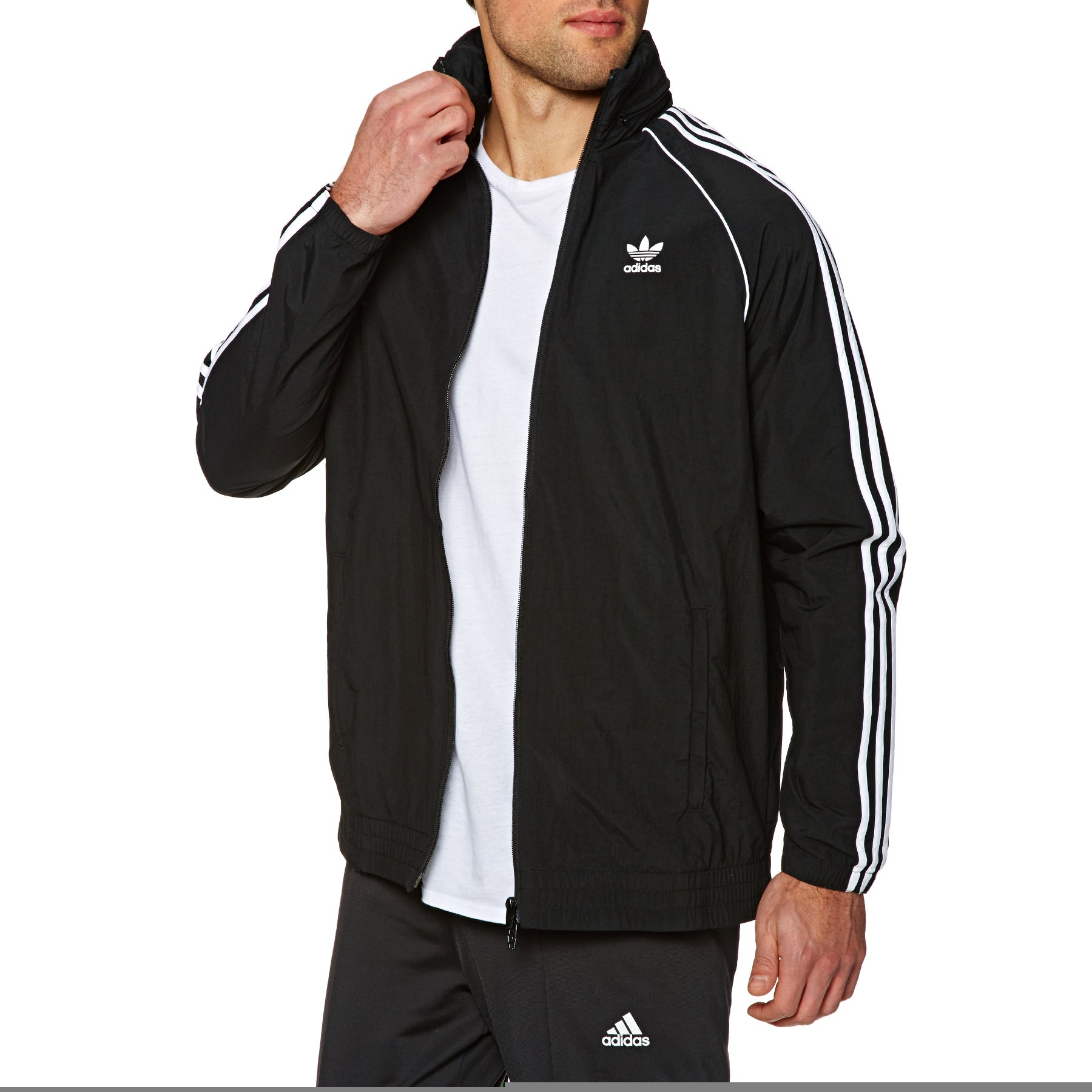 Adidas Originals SST Windproof Jacket - Black