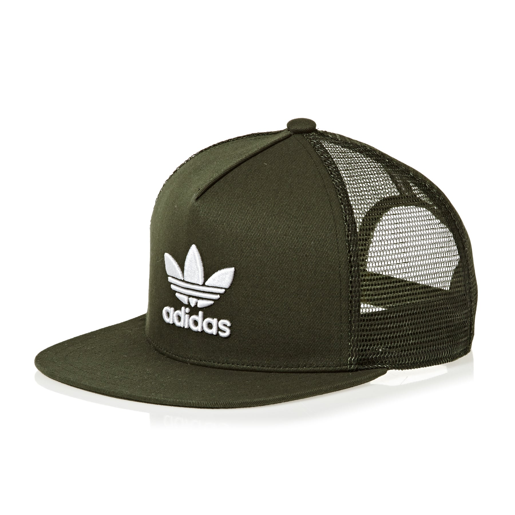 ea8535b2d80 Adidas Originals Trefoil Trucker Kids Cap available from Surfdome