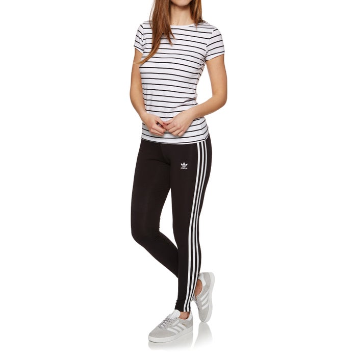 Adidas Originals 3 Stripe Womens Legíny