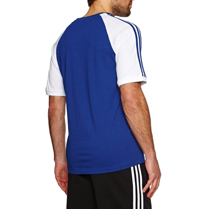 T-Shirt a Manica Corta Adidas Originals 3 Stripe