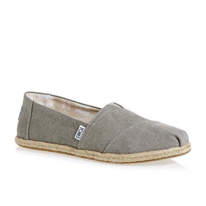 88299d0fc35 Toms Alpargata Washed Womens Espadrilles available from Surfdome