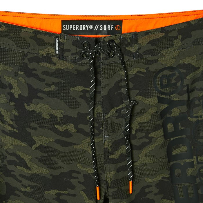 Superdry Deep Water Boardshorts