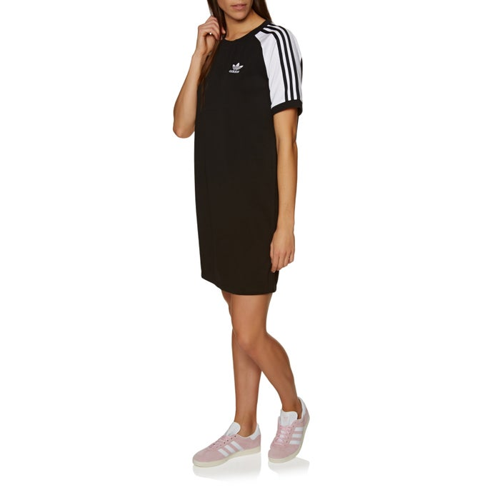 Adidas Originals 3 Stripe Womens Shorts