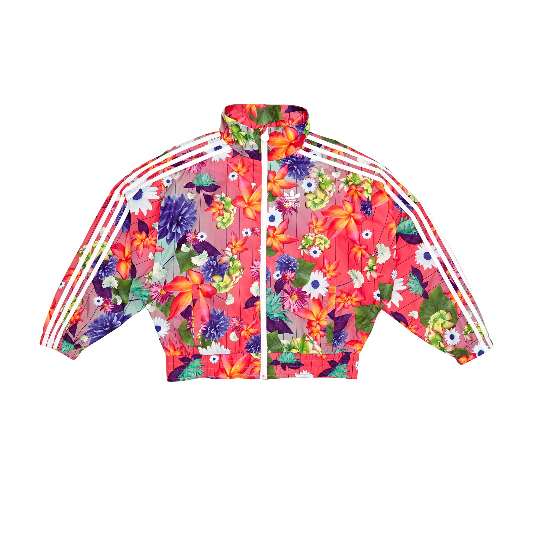 Adidas Originals Graphic Girls Windproof Jacket - Multicolor
