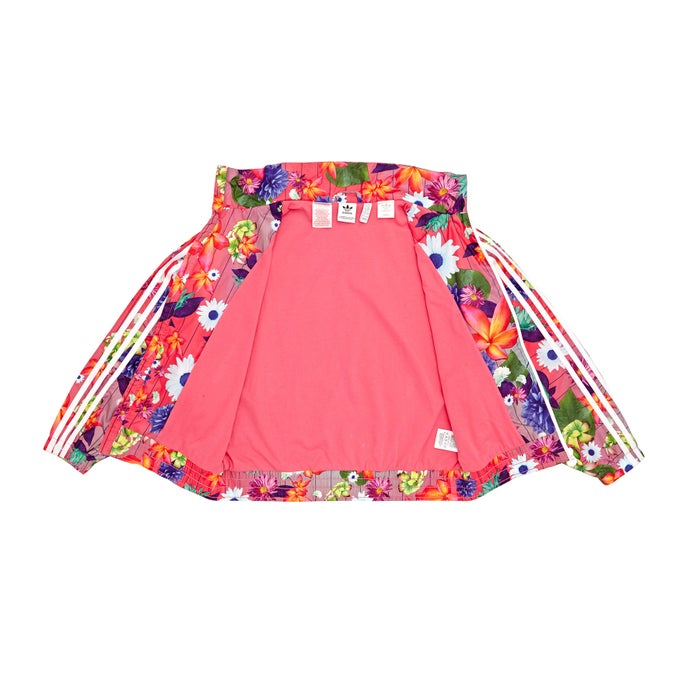 Adidas Originals Graphic Girls Windproof Jacket