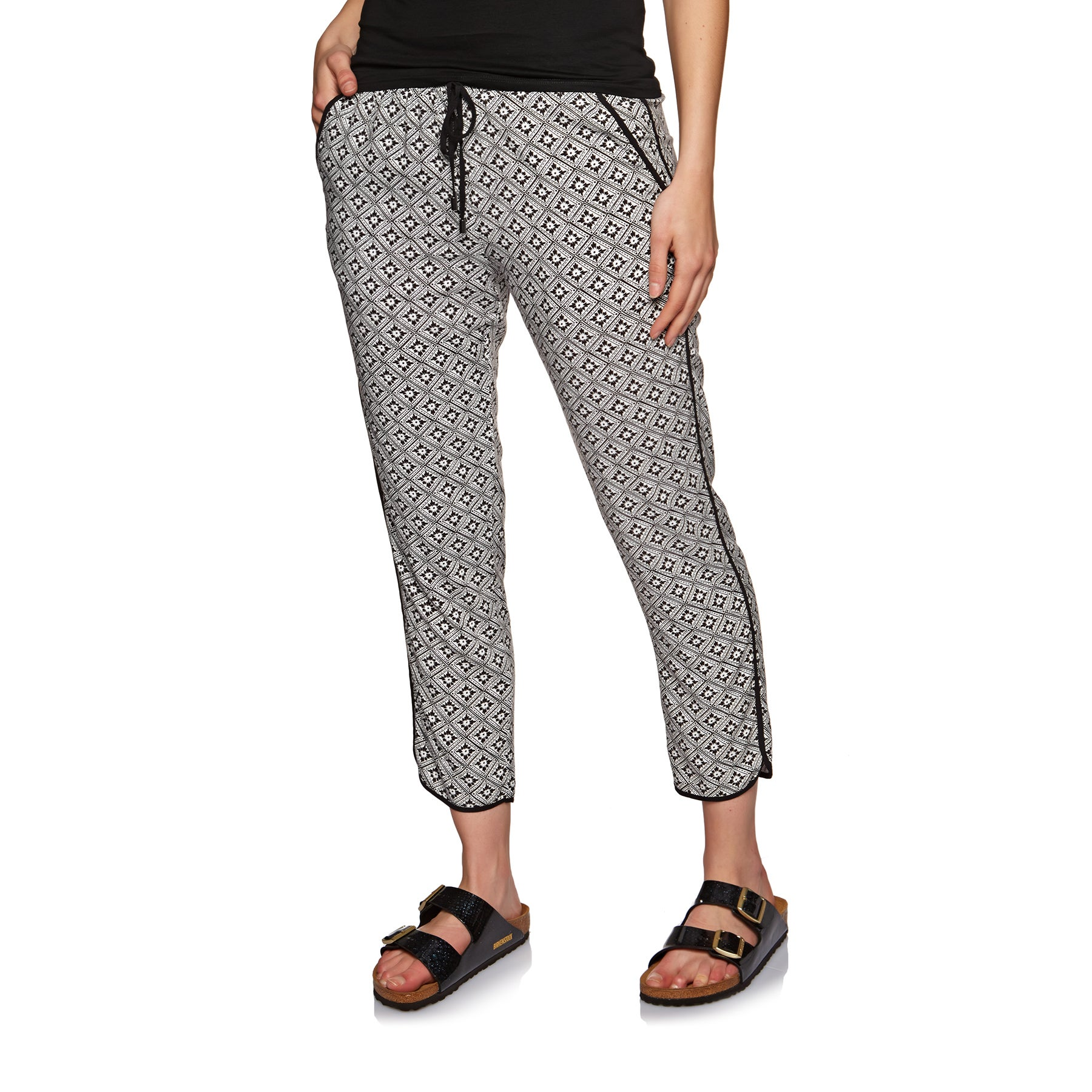 Pantalon Cargo Femme SWELL Slim Fit Printed