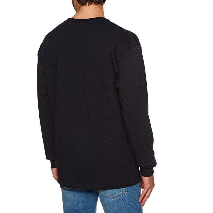 649e030b4cc2 Thrasher Atlantic Drift Long Sleeve T-Shirt available from Surfdome