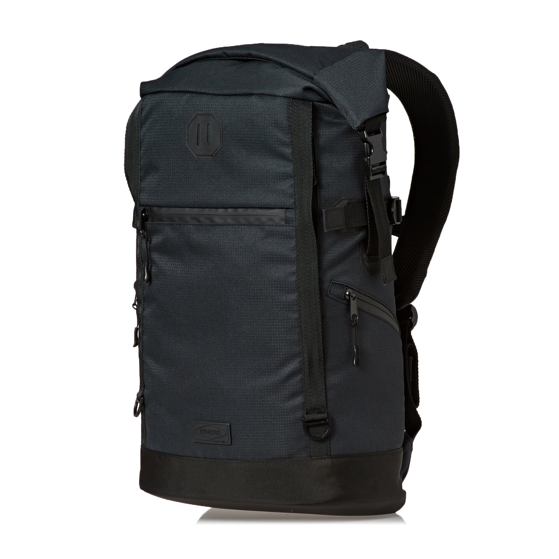 Depactus Denver Roll Top Wet Surf Backpack - Black
