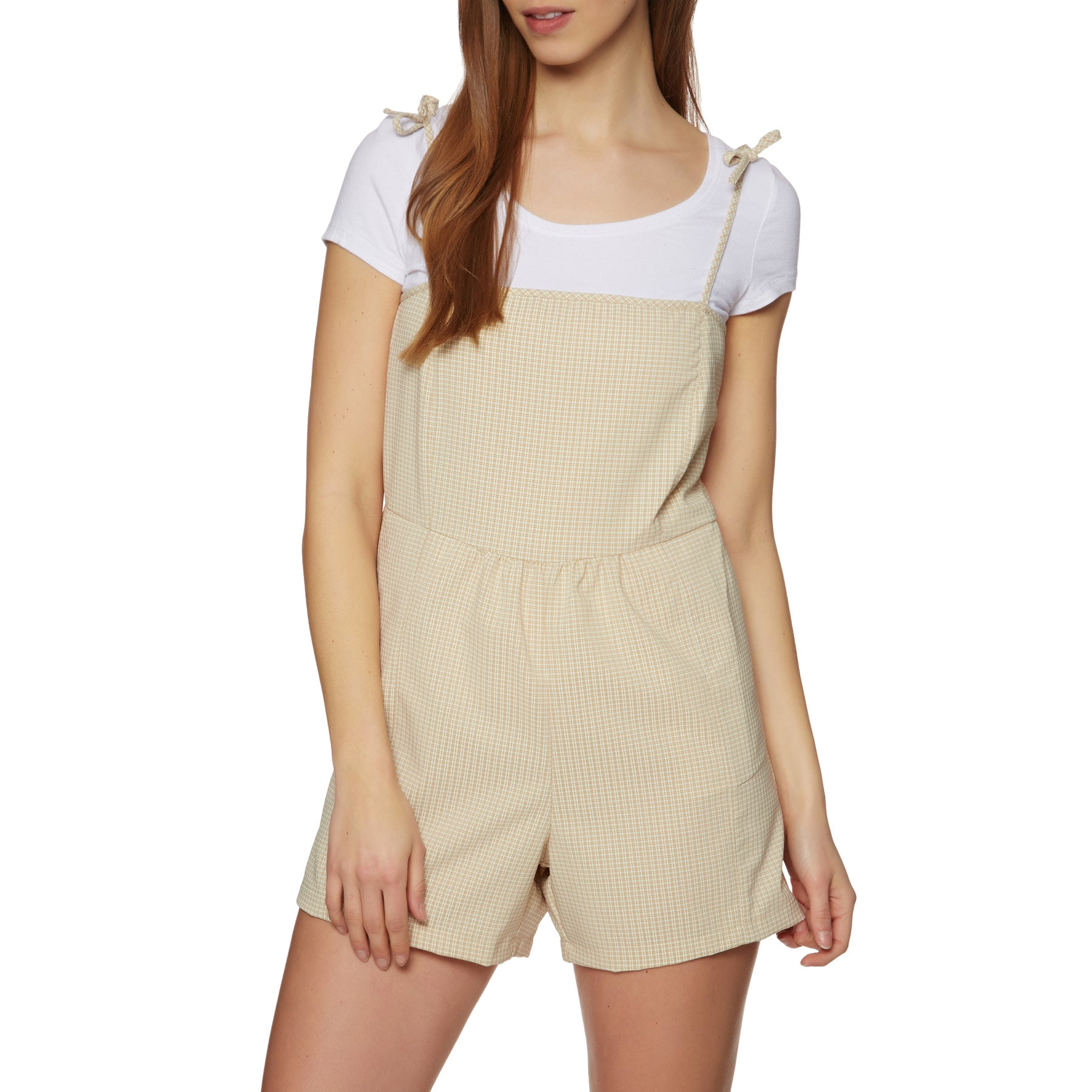 SWELL Faraway Womens Playsuit - Natural