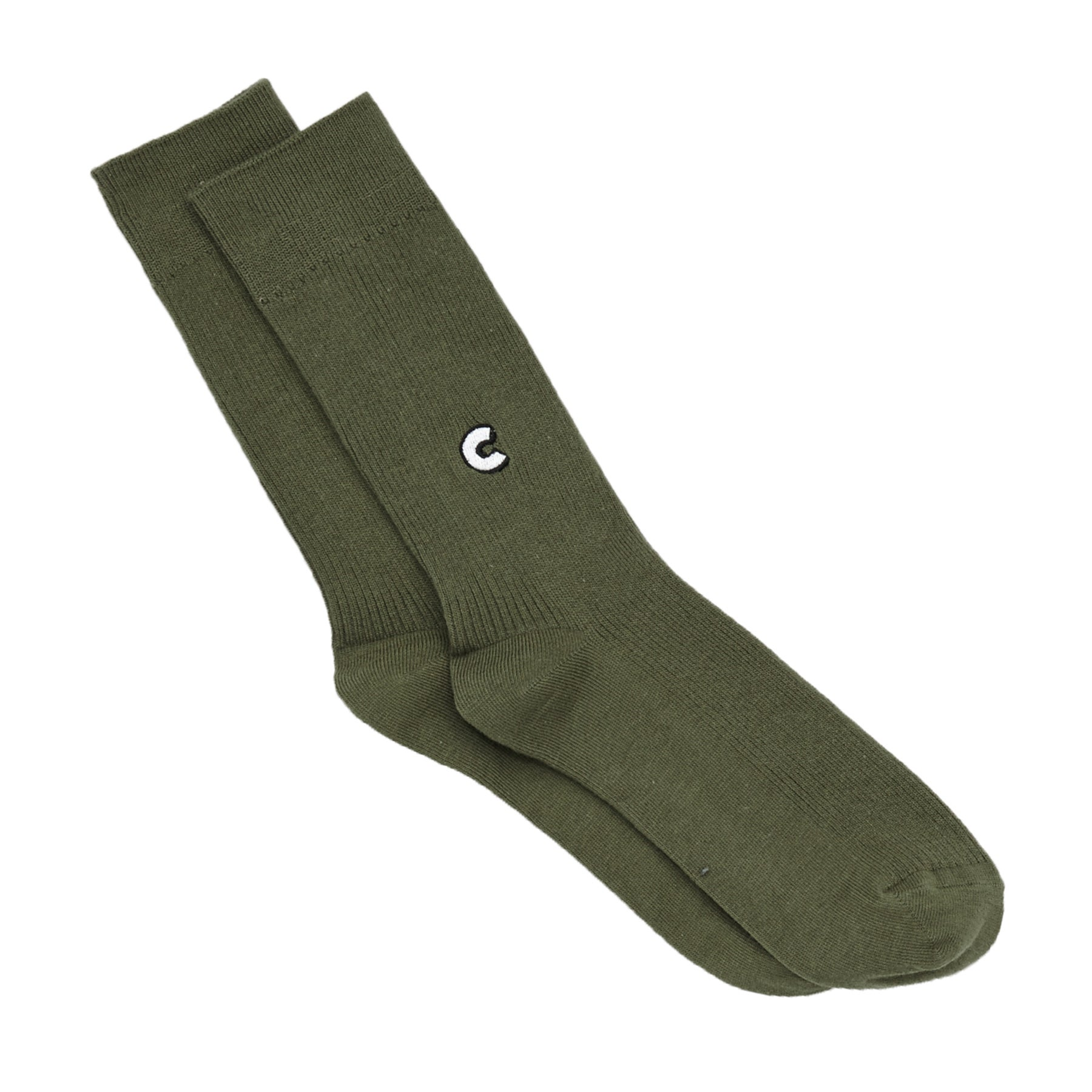 Chaussettes Chrystie Casual - Military Green
