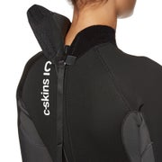 C-Skins Surflite 3/2mm Back Zip Wetsuit