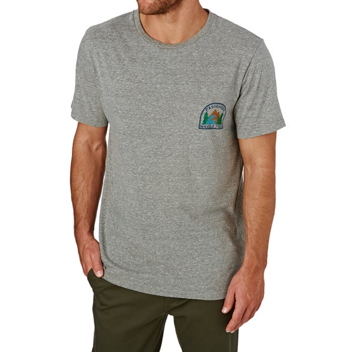 Passenger Clothing Outsiders Short Sleeve T-Shirt