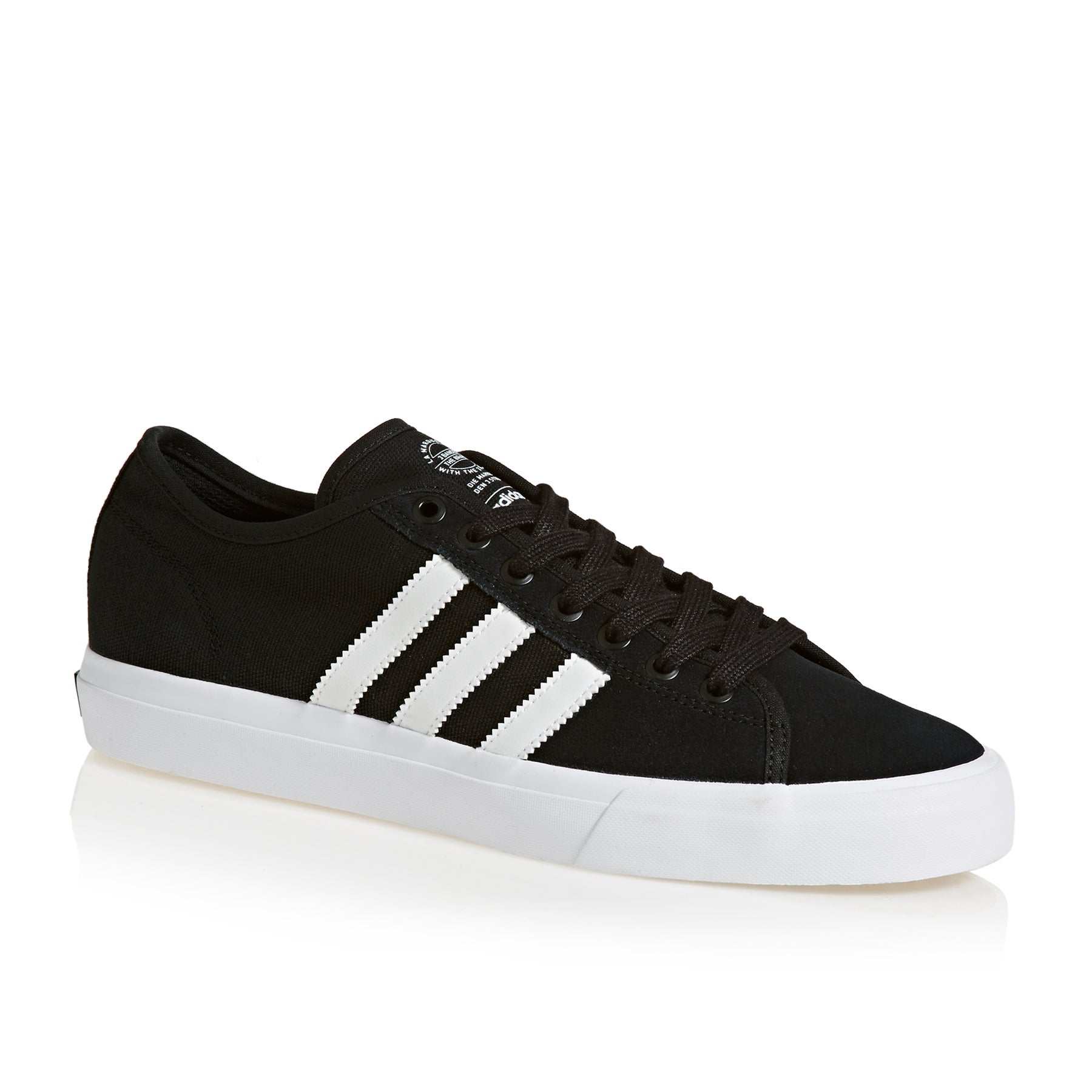 Adidas Matchcourt RX Shoes - Black White