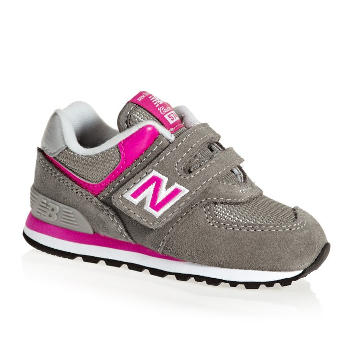 brand new 68e7f 81ff3 New Balance 574 Kids Toddler Shoes - Free Delivery options ...