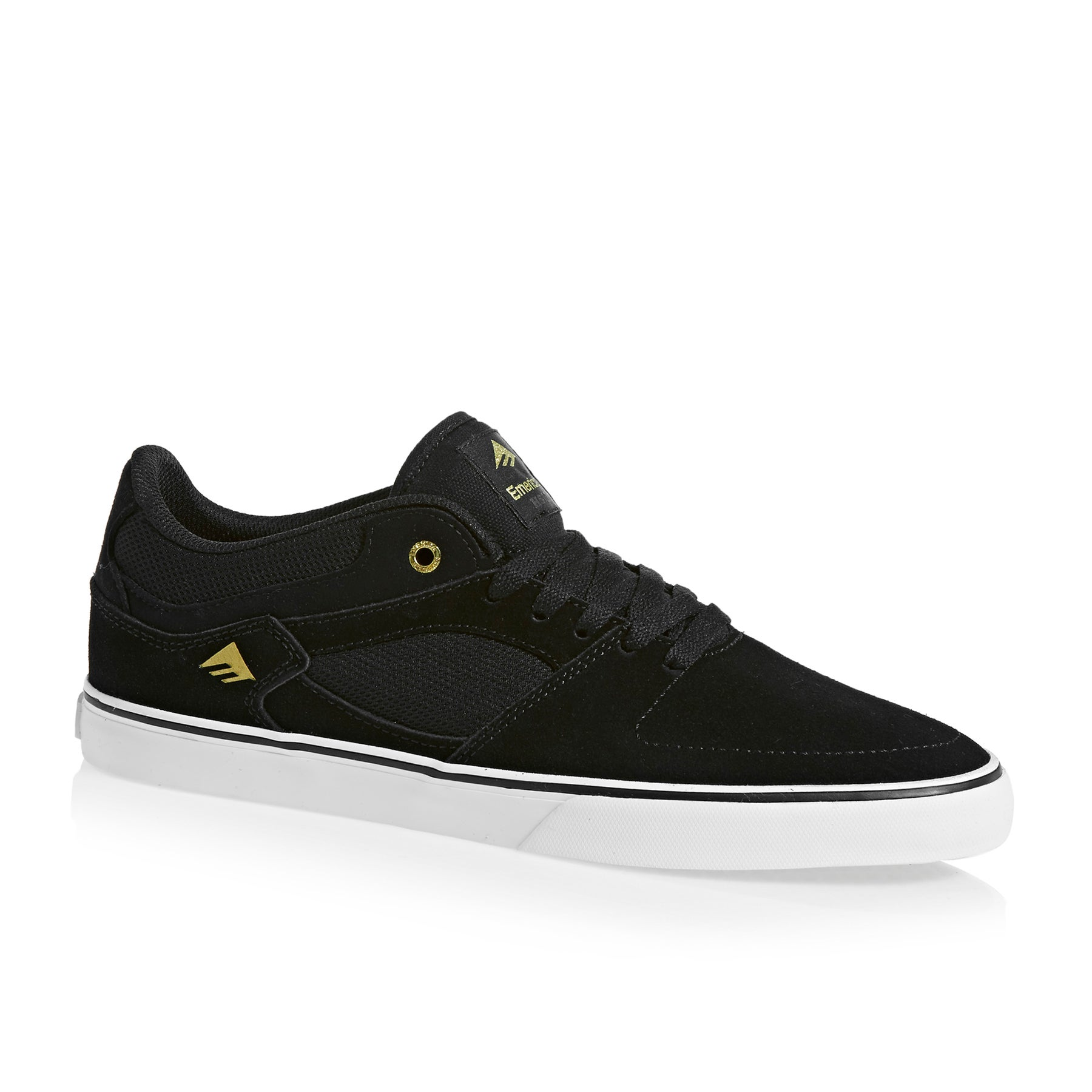 Emerica HSU Low Vulc Boty - Black White
