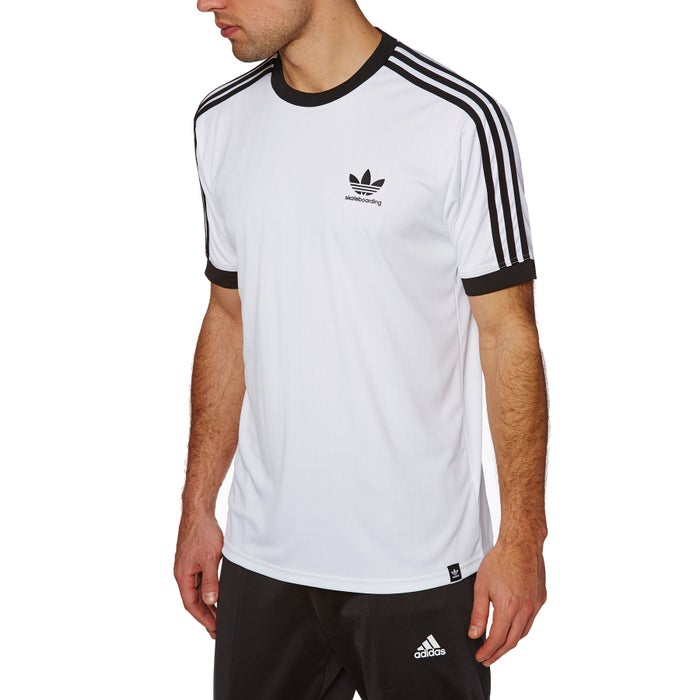 b80f69c43 Adidas Clima Club Jersey Short Sleeve T-Shirt available from Surfdome