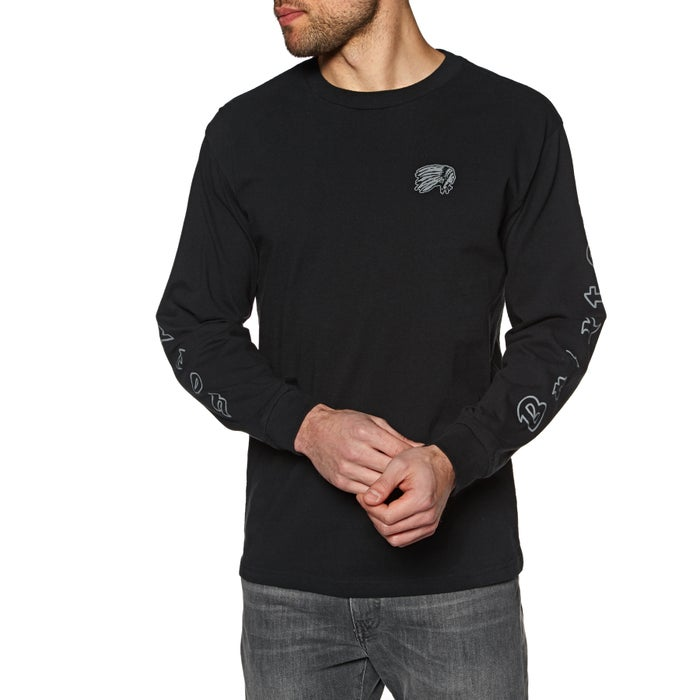 f72c029f9ba3 Brixton Primo Long Sleeve T-Shirt available from Surfdome