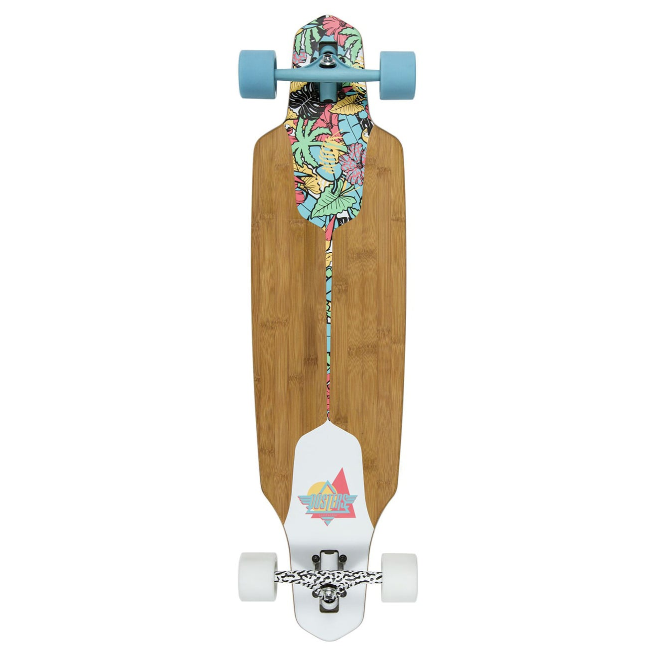 Longboard Dusters Channel Jiggy - Multicolour