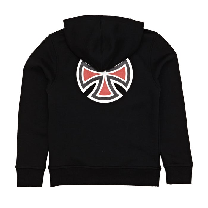 Jersey con capucha Independent Youth Bar Cross Hood