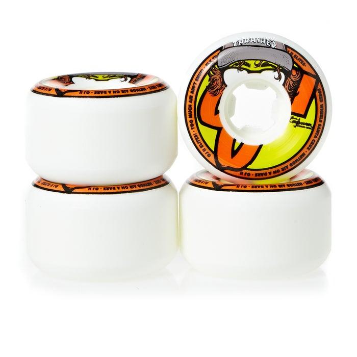 Ruedas de patinete OJ Hard Line Raybourn Insaneathane 101a 54mm Set of 4