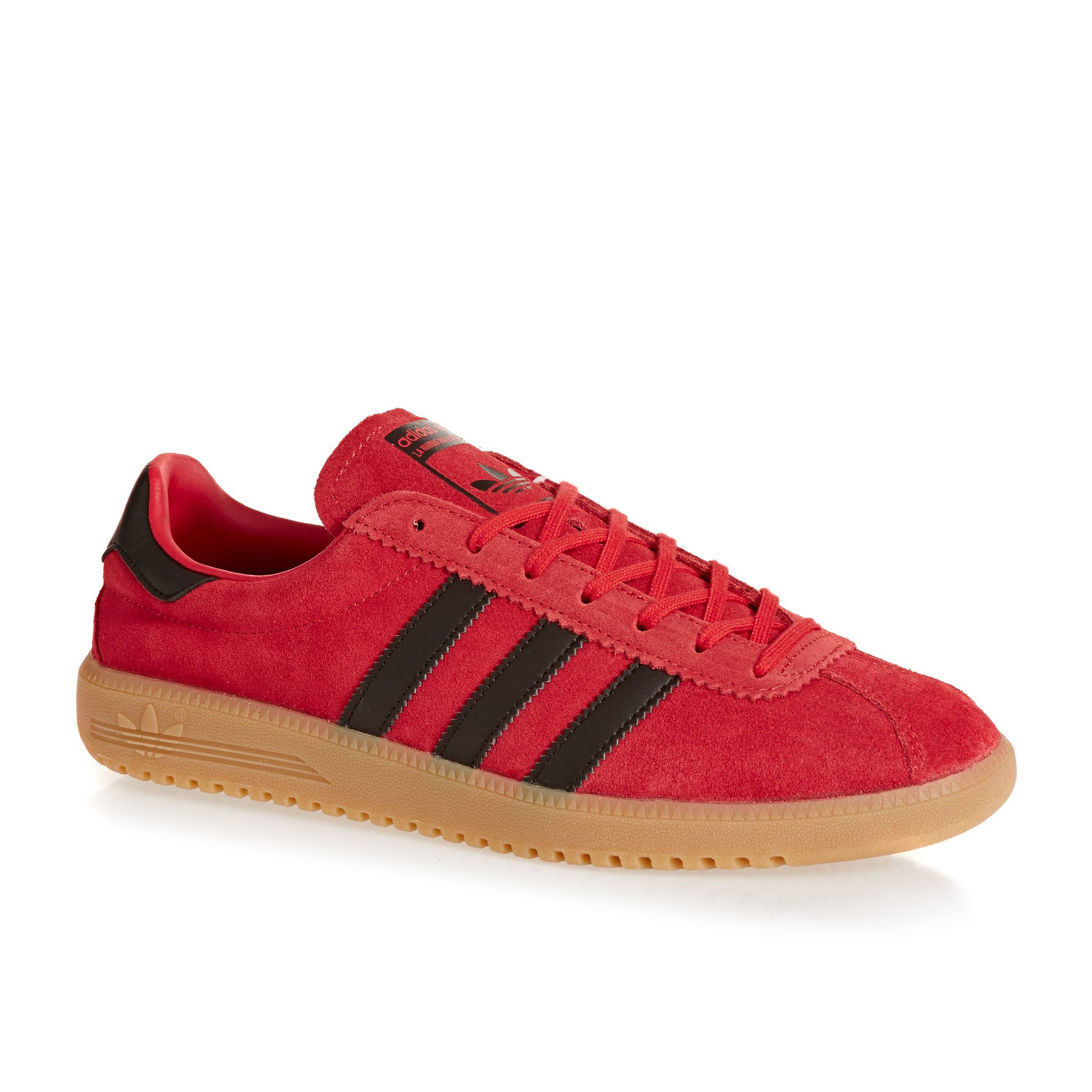 Adidas Originals Bermuda Shoes - Scarlet Black Gum