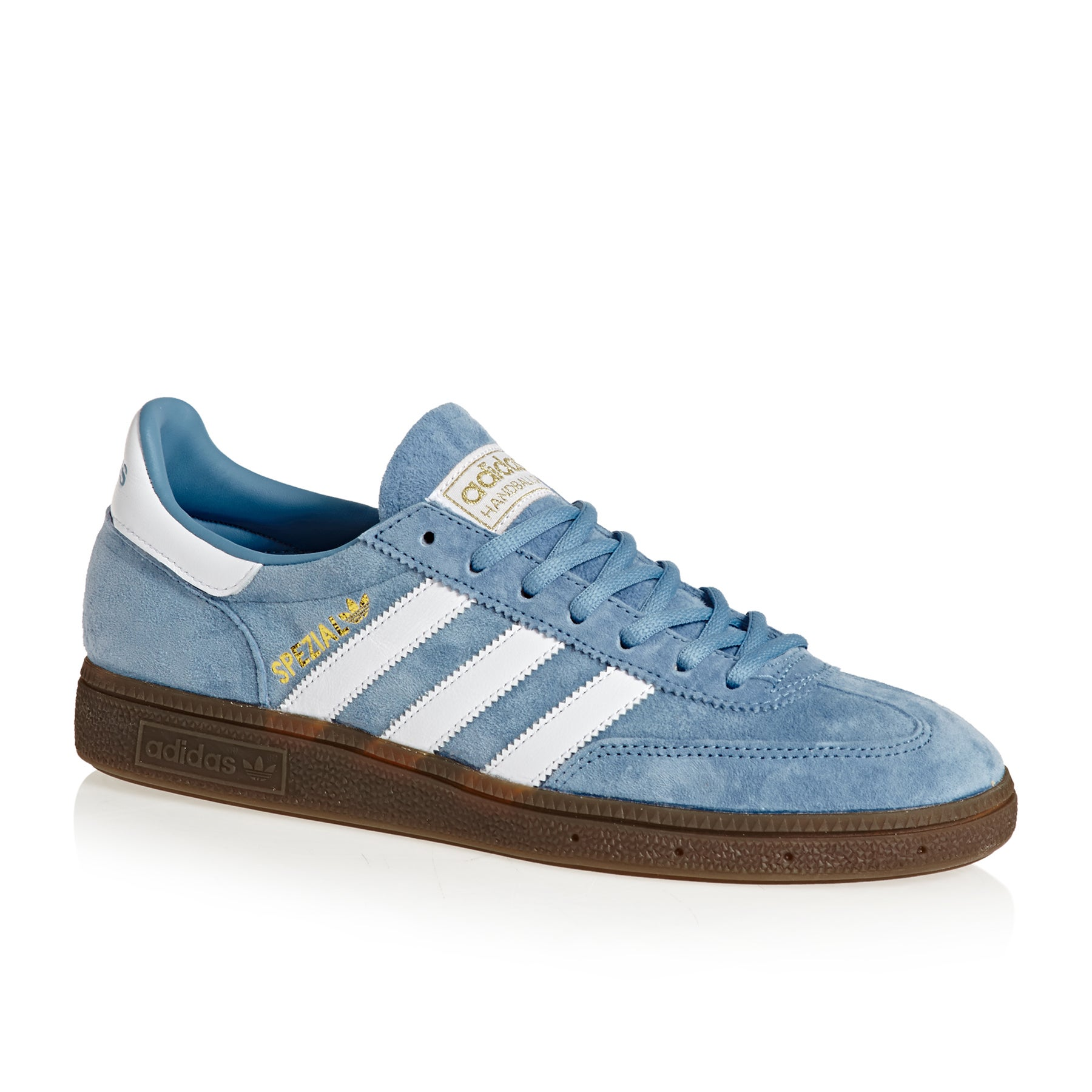 Adidas Originals Handball Spezial Shoes - Ash Blue/FTW White/Gum5