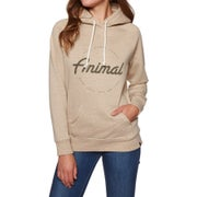 Animal Speckles Womens Pullover Hoody