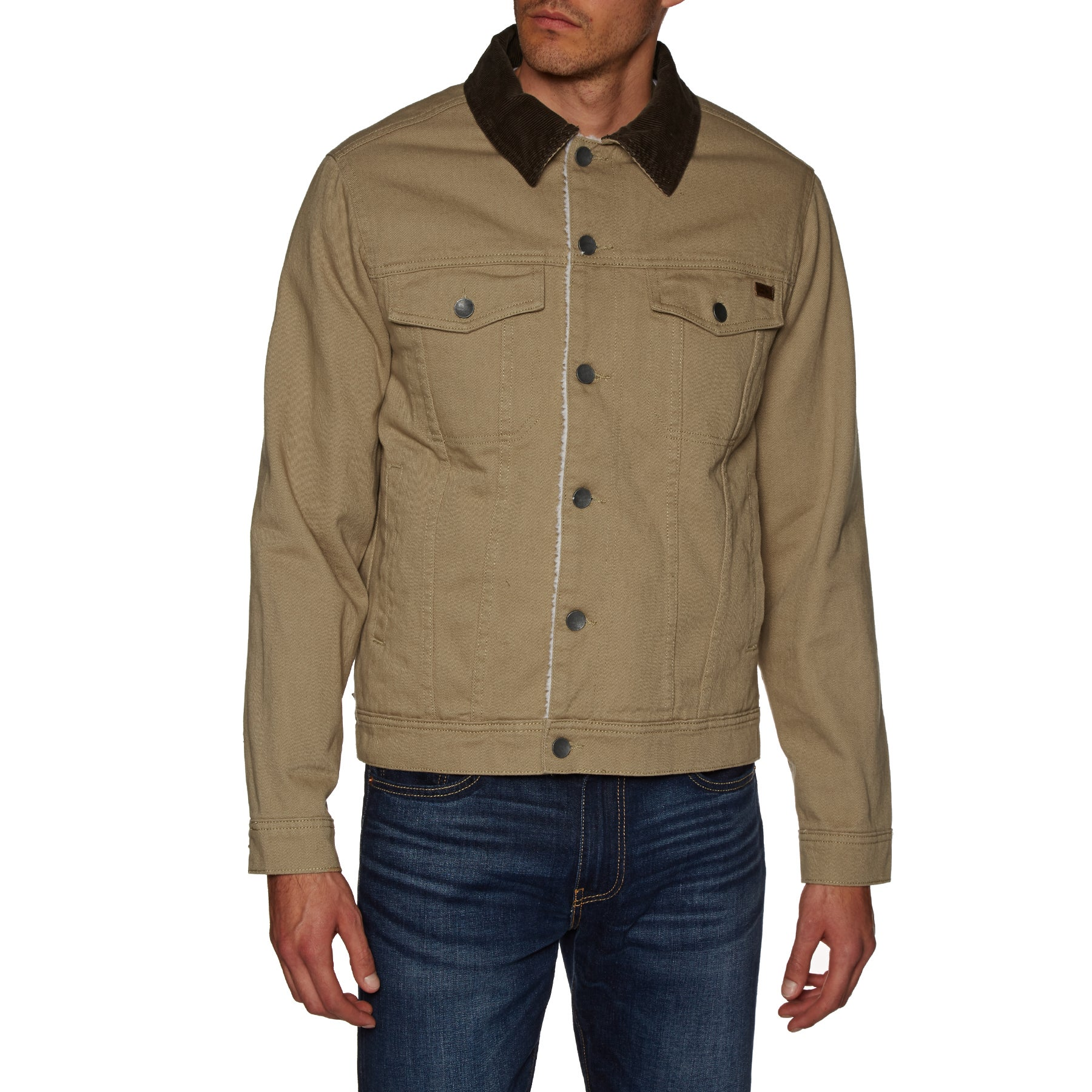Billabong Barlow Trucker Jacke - Gravel