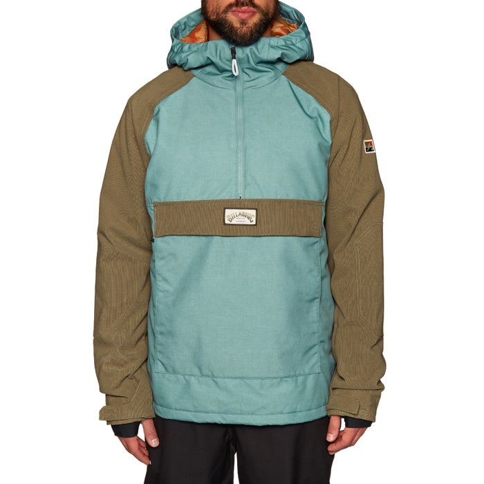 f02e7e3fe Billabong Stalefish Anorak Snow Jacket available from Surfdome