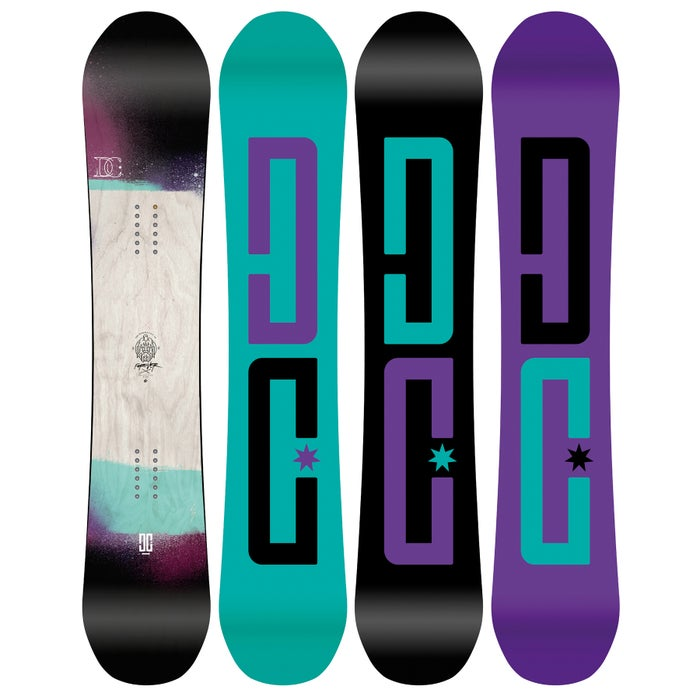 DC Forever Womens Snowboard