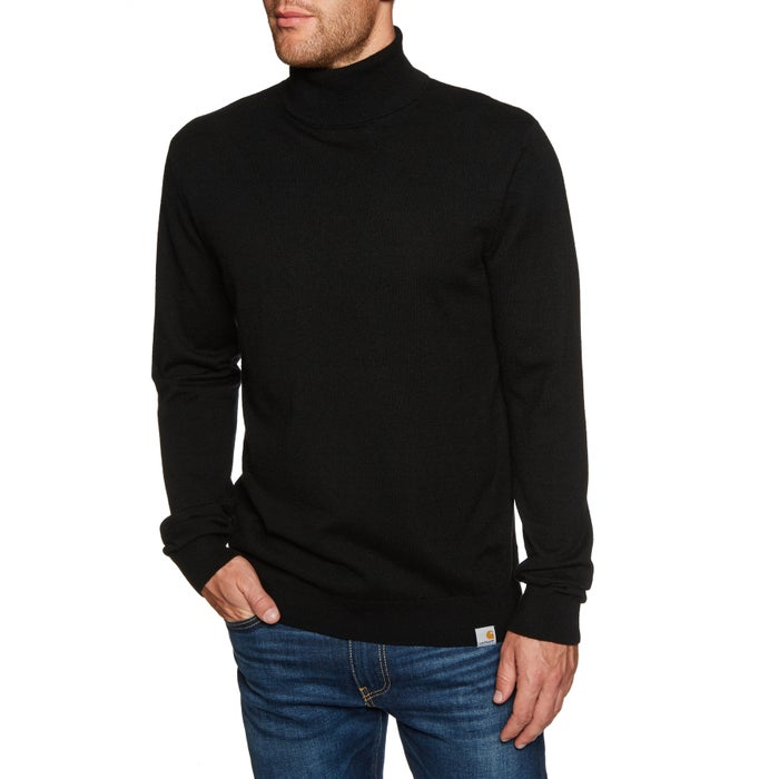 933d6d6ecea83 Carhartt Playoff Turtleneck Sweater available from Surfdome
