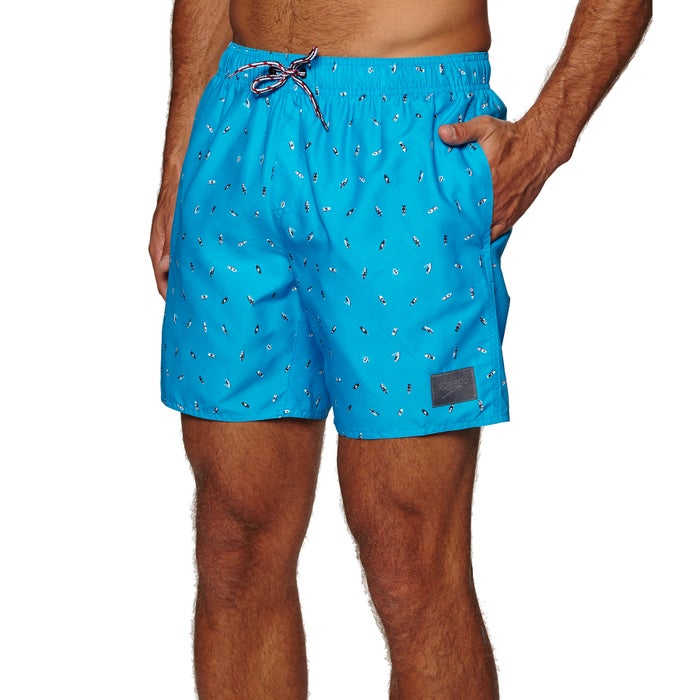 Shorts de natación Speedo Printed Leisure 16in