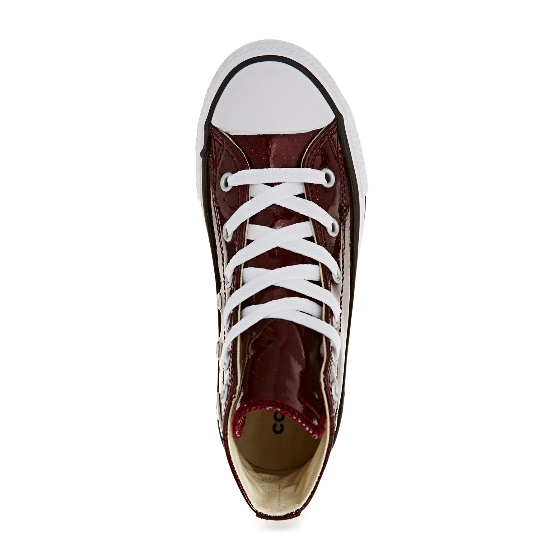 Converse Chuck Taylor All Star Youth Classic Hi Canvas Shoes