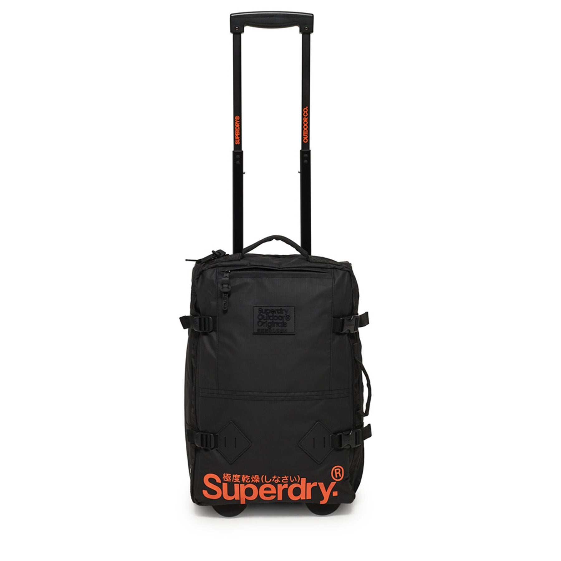 Bagagem de Mão Superdry Travel Range Small Cabin Case - Black