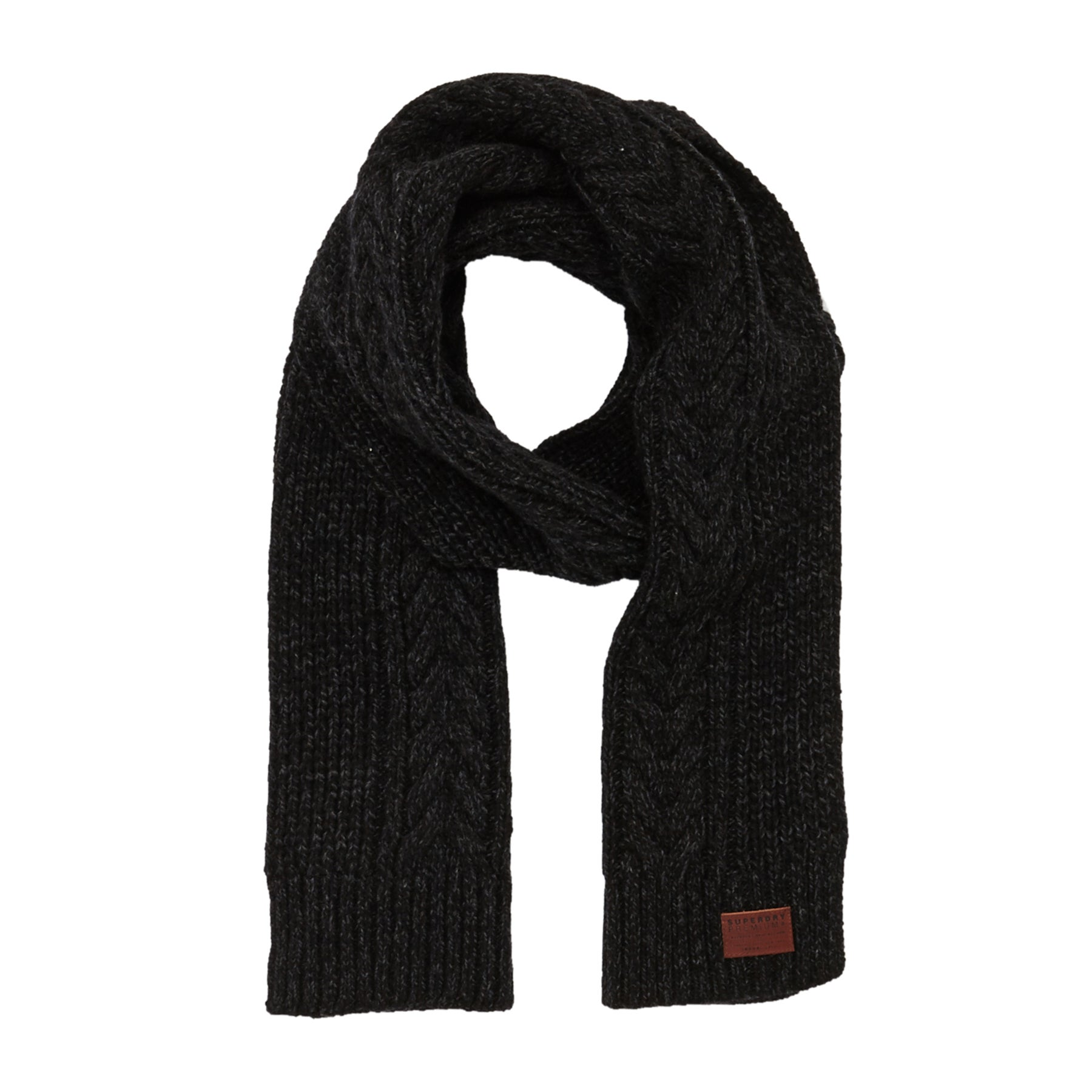 Superdry Jacob Scarf - Blackfriar Twist