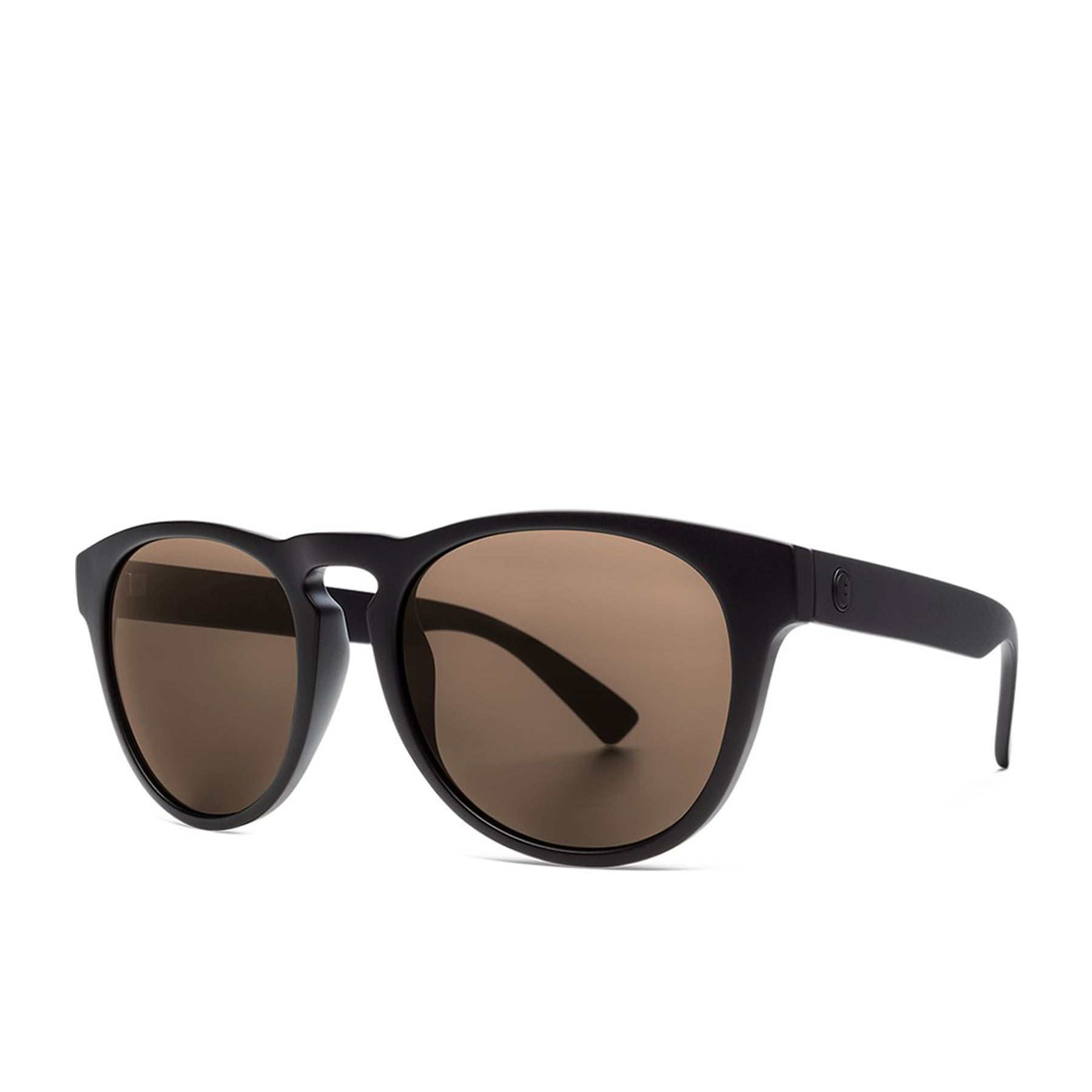 Lunettes de Soleil Electric Nashville - Ohm Polarized Bronze ~ Matte Black