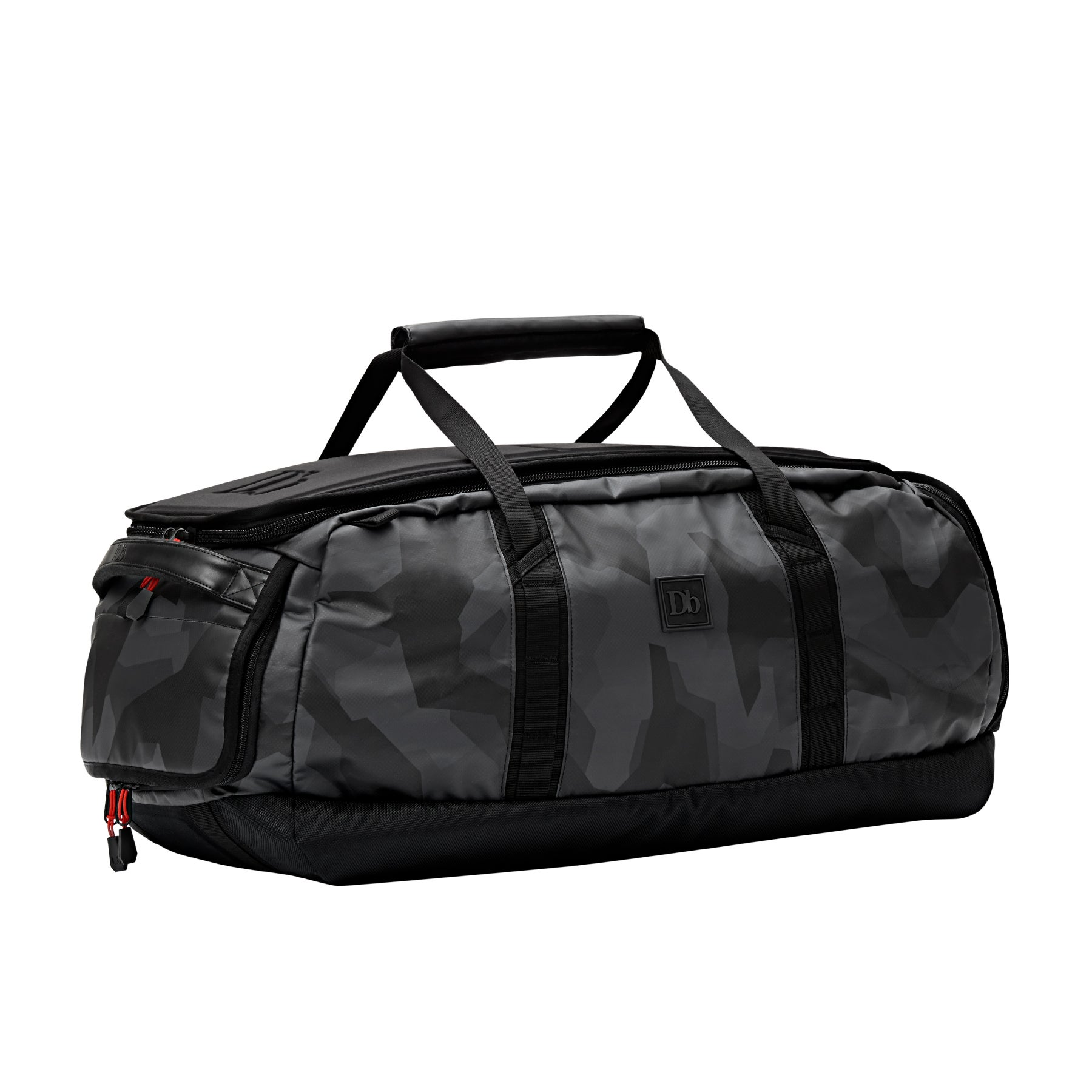 Douchebags Carryall 65l Duffle Bag - Black Camo