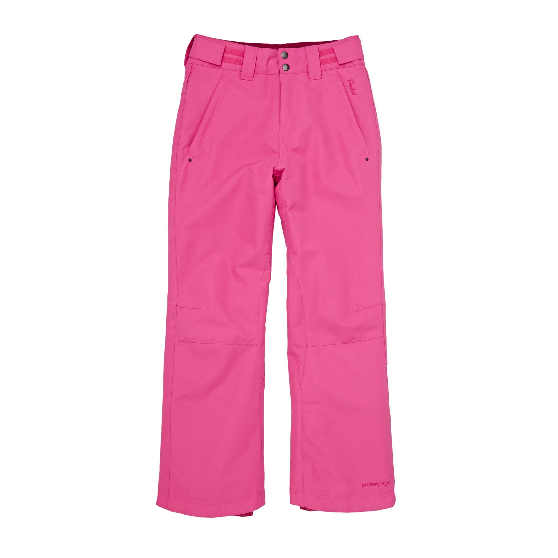Protest Jackie JR Kids Snow Pant - Flora