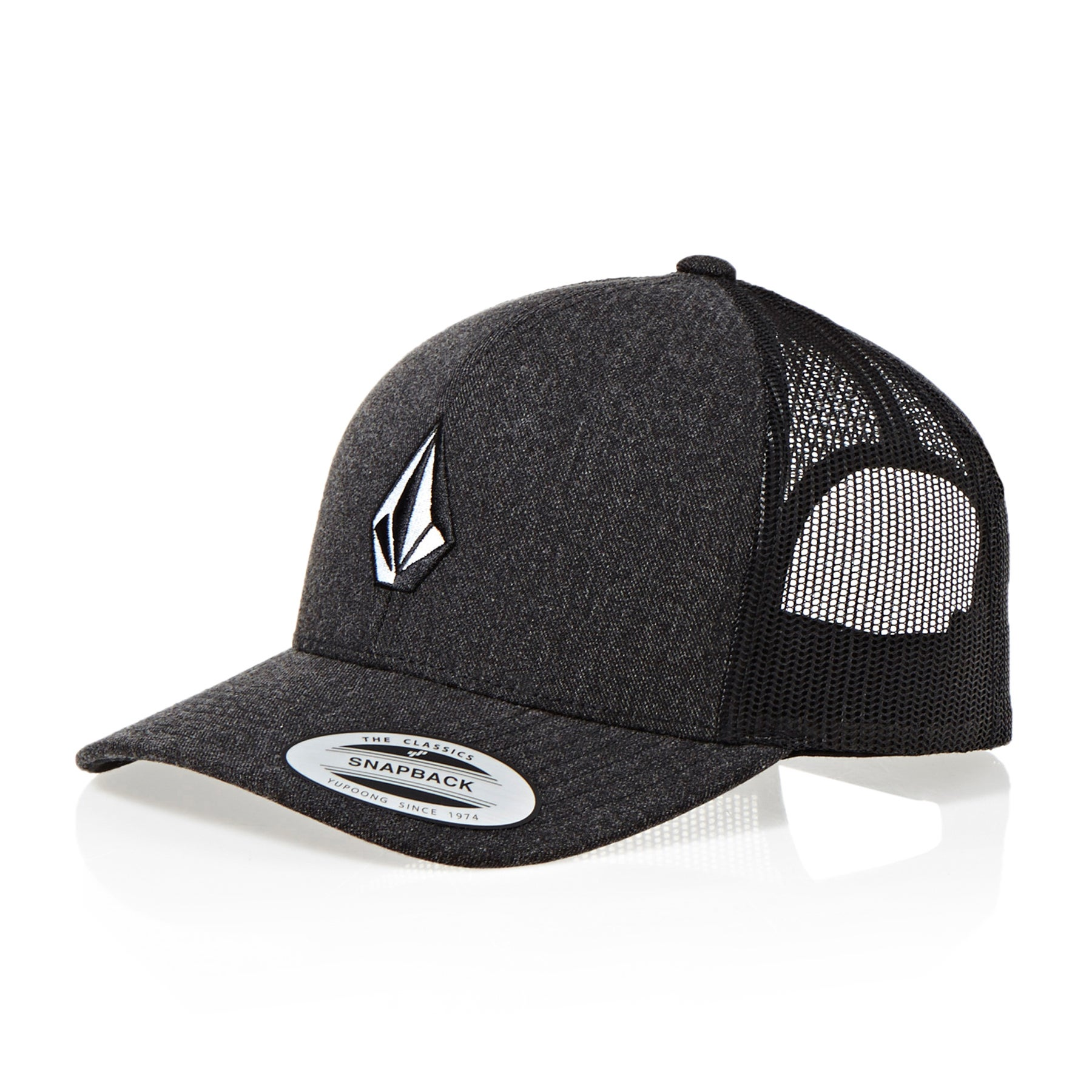 Casquette Volcom Full Stone Cheese - Charcoal Heather