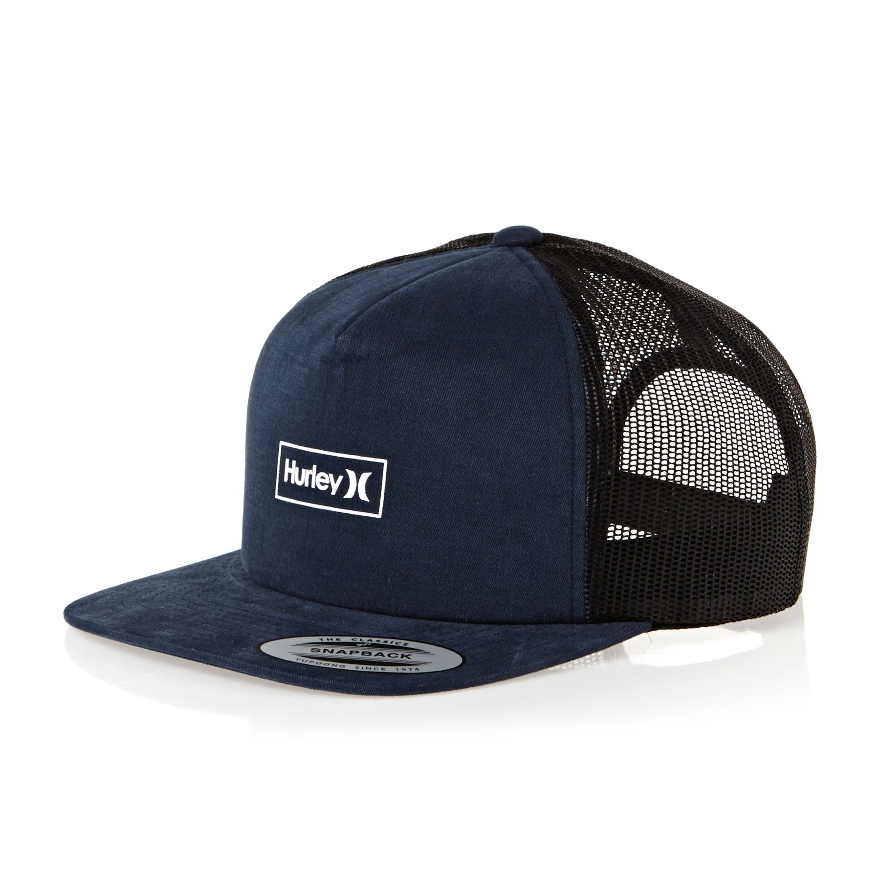 Hurley Locked Cap - Blue Force