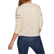 Hurley Not Today Perfect Womens Long Sleeve T-Shirt