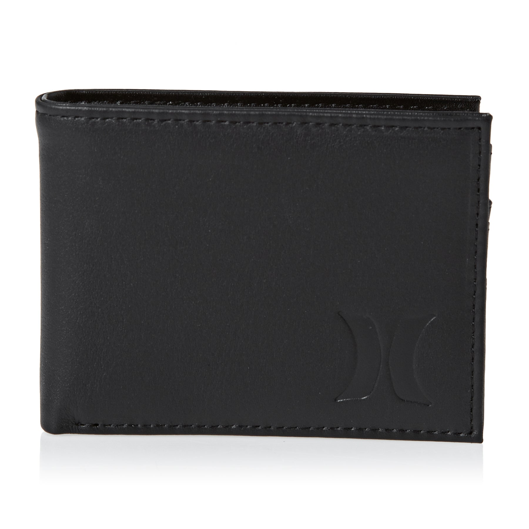 Hurley O&O Leather Wallet - Black
