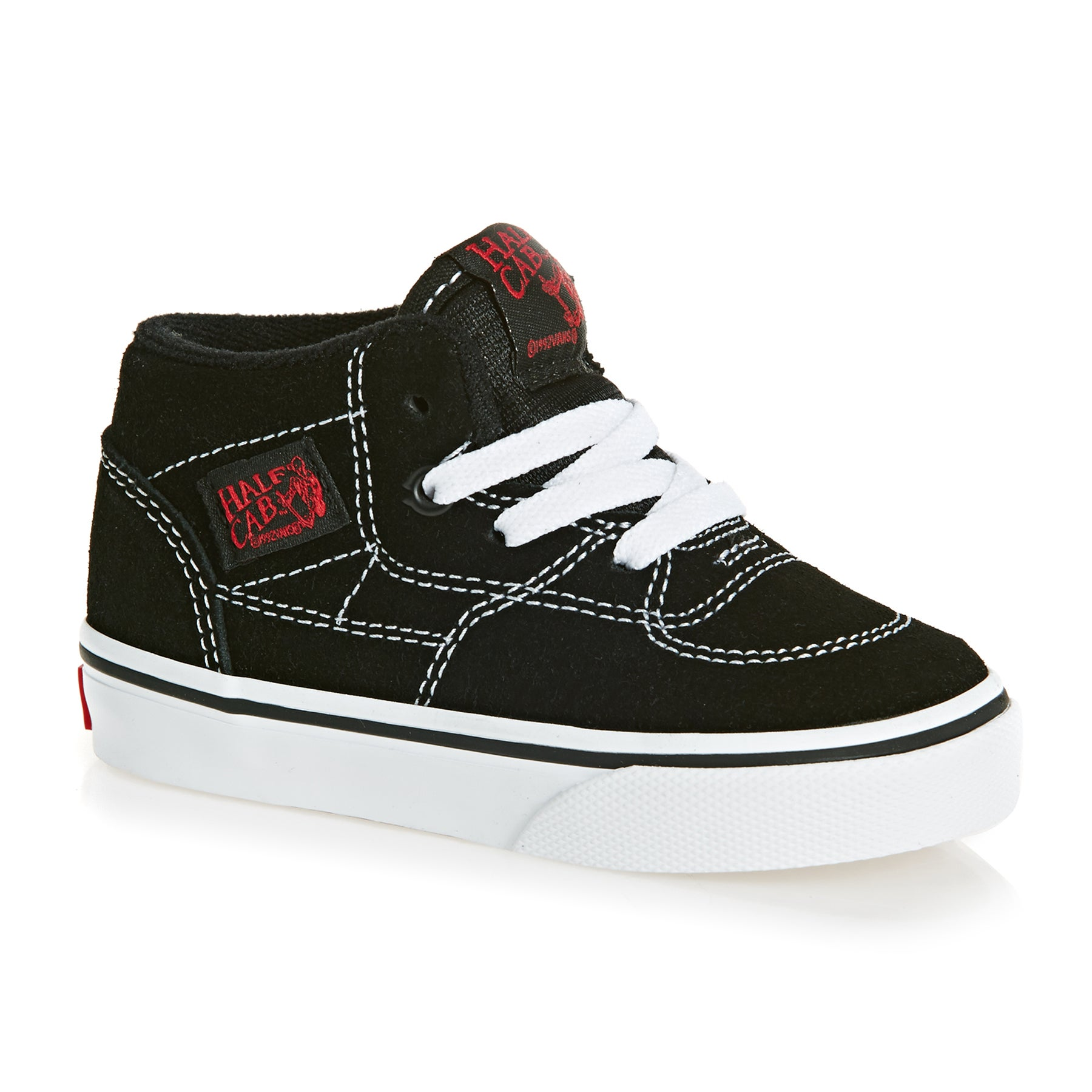 4d5a55b5e7 Vans Half Cab Kids Toddler Shoes available from Surfdome
