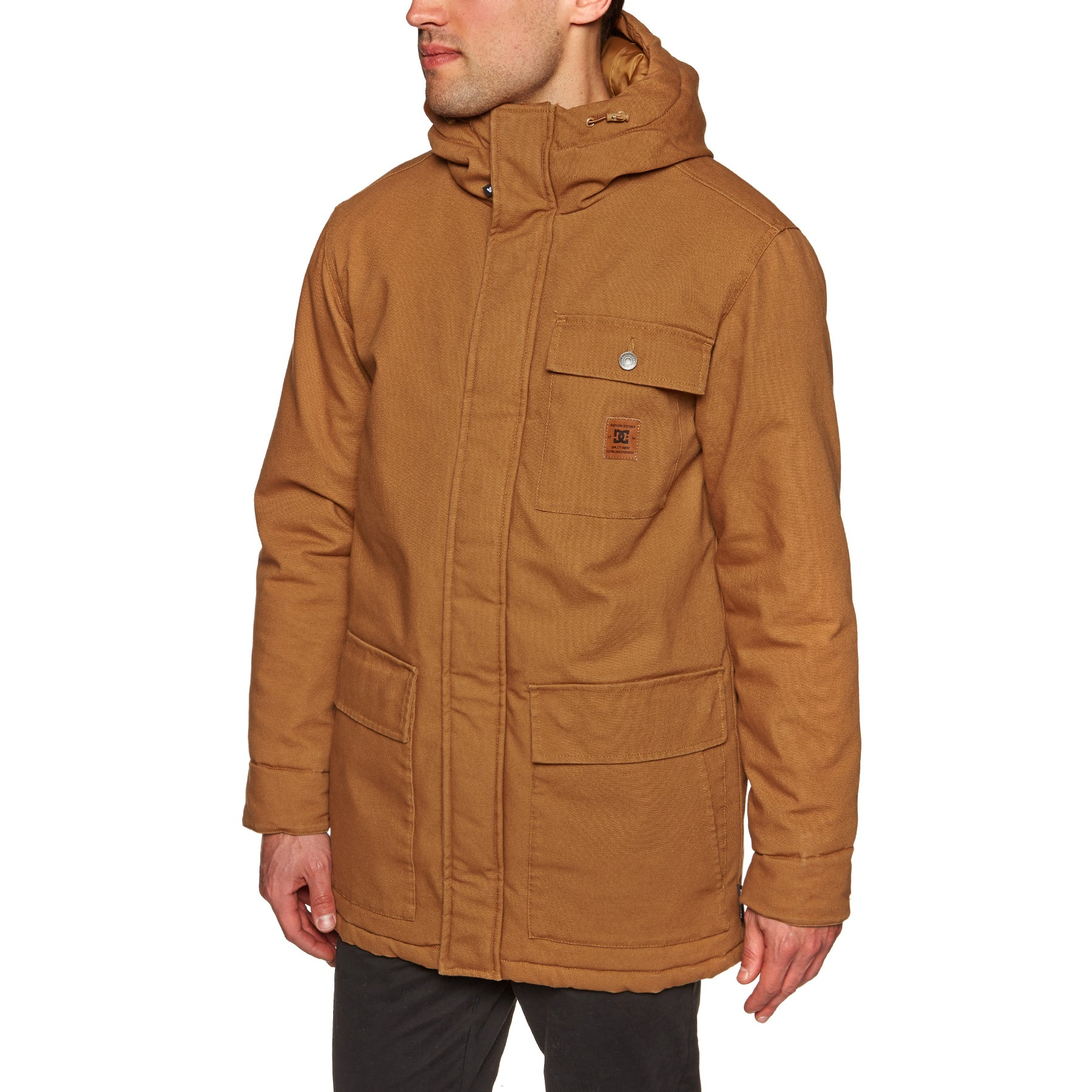 DC Canongate 2 Jacket - Dc Wheat