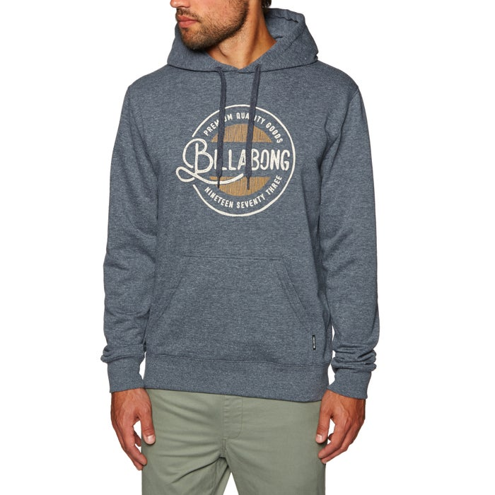 7963ecaf8d414 Billabong Plaza Fleece Pullover Hoody available from Surfdome