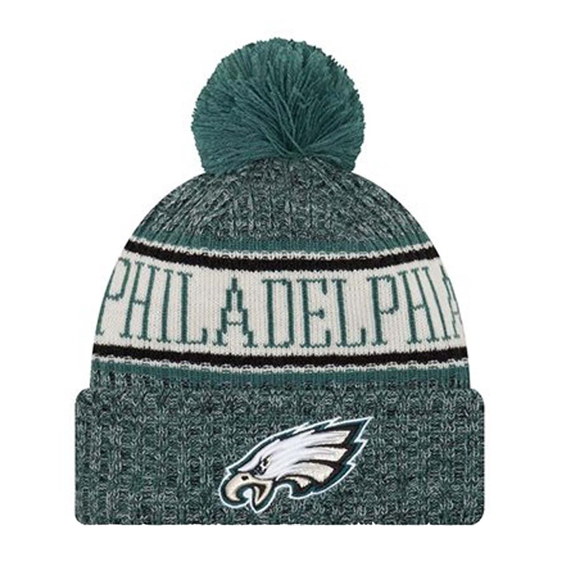 New Era Knit ONF18 Sport OTC Beanie - Philadelphia Eagles