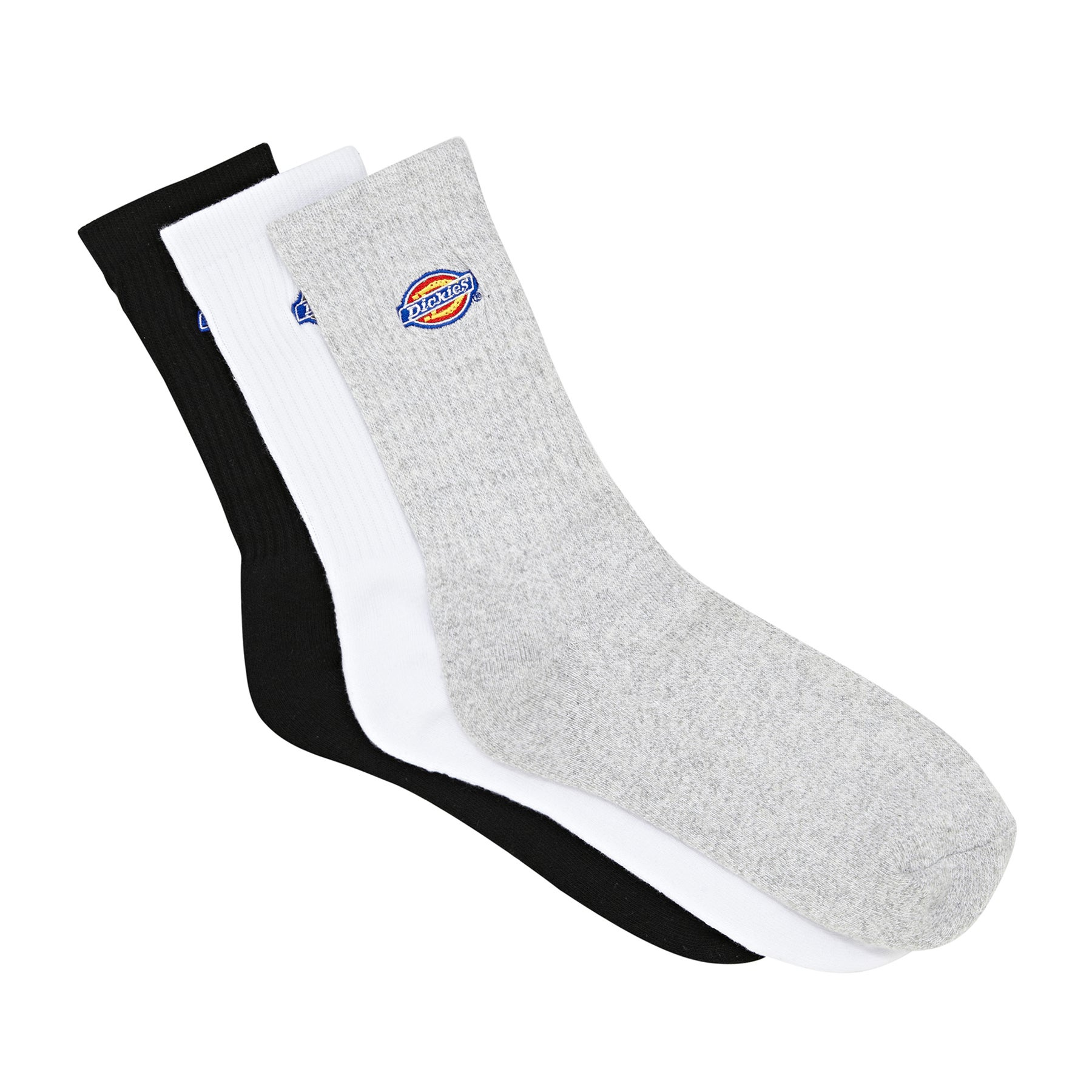 Chaussettes Dickies Valley Grove - Assorted Colour